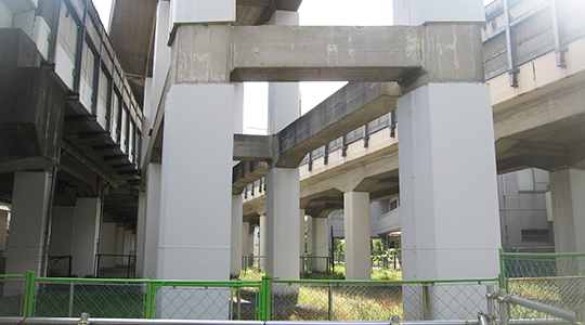JR・M路線耐震補強