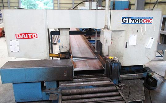 形鋼用バンドソーマシンGT7010CHC